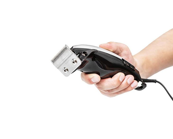 feel comfortable while holding the clipper