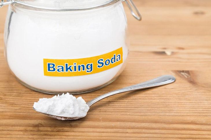 how to get rid of ingrown hair scars with baking soda