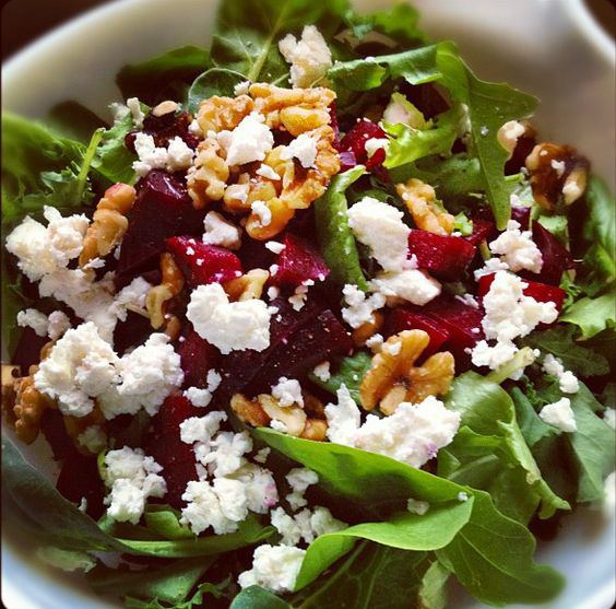 the warm mackerel and beetroot salad help grow hair faster