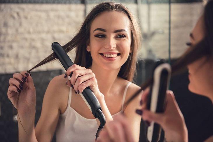 benefits of using flat irons