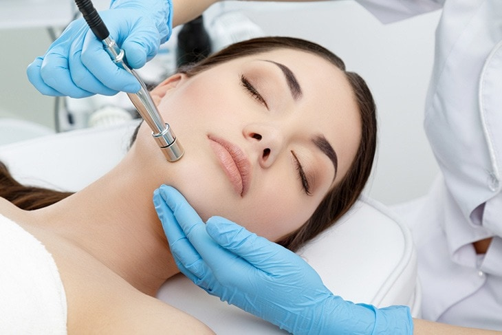 how does microdermabrasion get rid of stretch marks