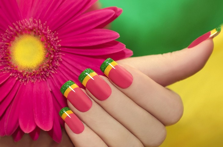 Seriously, What are Solar Nails? Shocking Truth Revealed