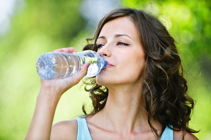 hydration help women ageless beauty
