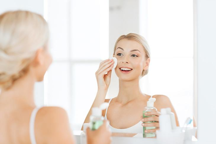 cleanse your skin with Murad