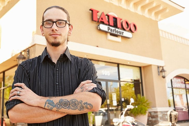 choosing the right tattoo parlor