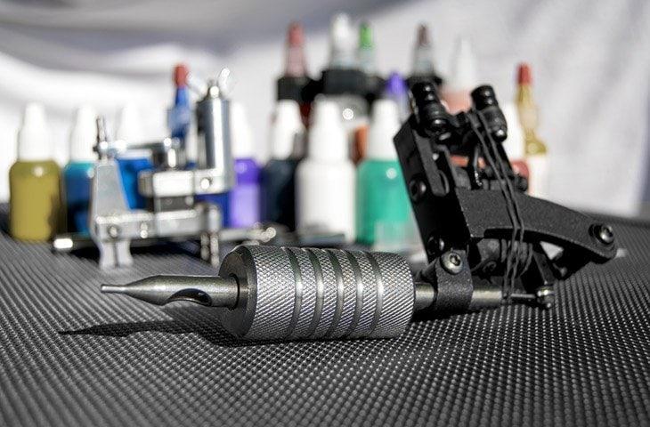 material of tattoo machine