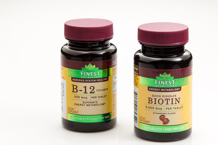 Biotin and Protein Consumption